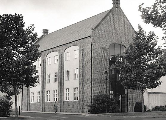 Prospect House Poundbury