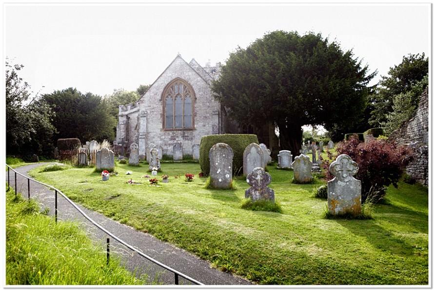 ST Osmunds Church Osmington