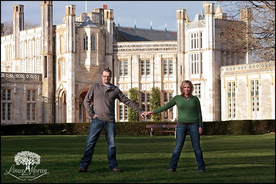 Highcliffe Castle Photographer