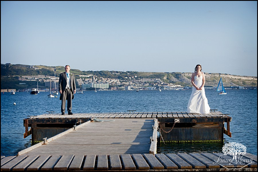 Wedding photographer Weymouth