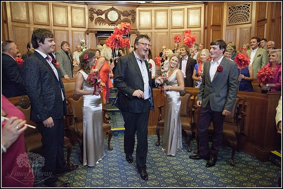 Wedding at Bournemouth Town Hall (4)