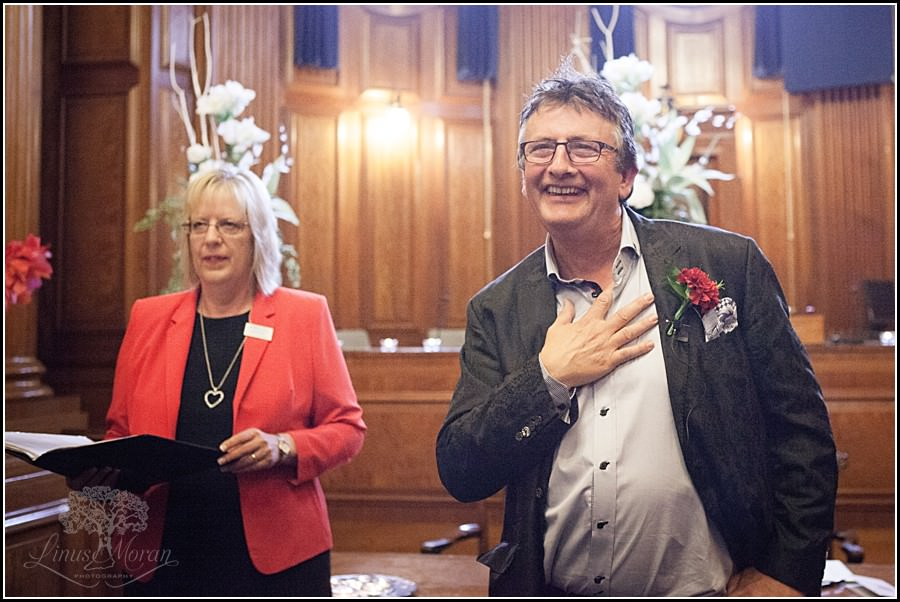 Wedding at Bournemouth Town Hall (2)