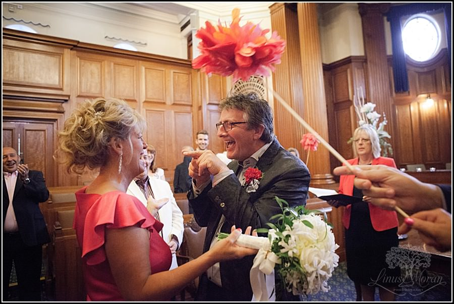 Wedding at Bournemouth Town Hall (1)