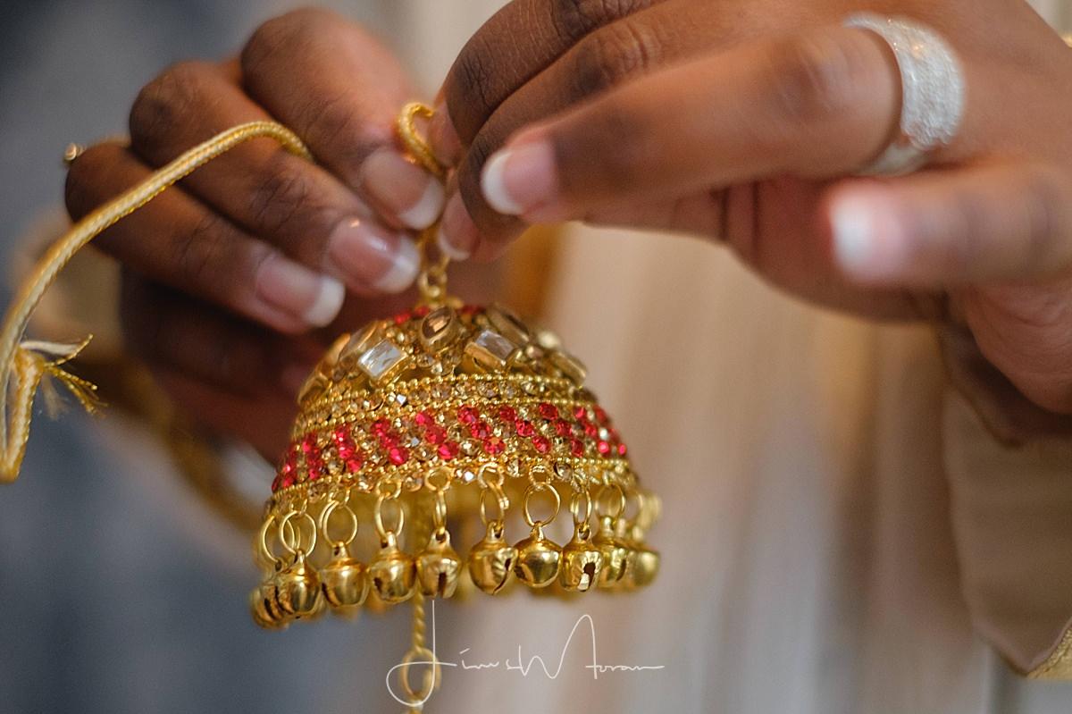 Muslim Bridal preparations