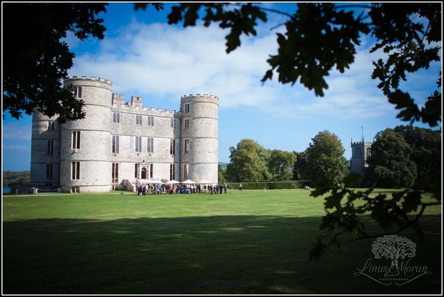 Lulworth Castle Dorset