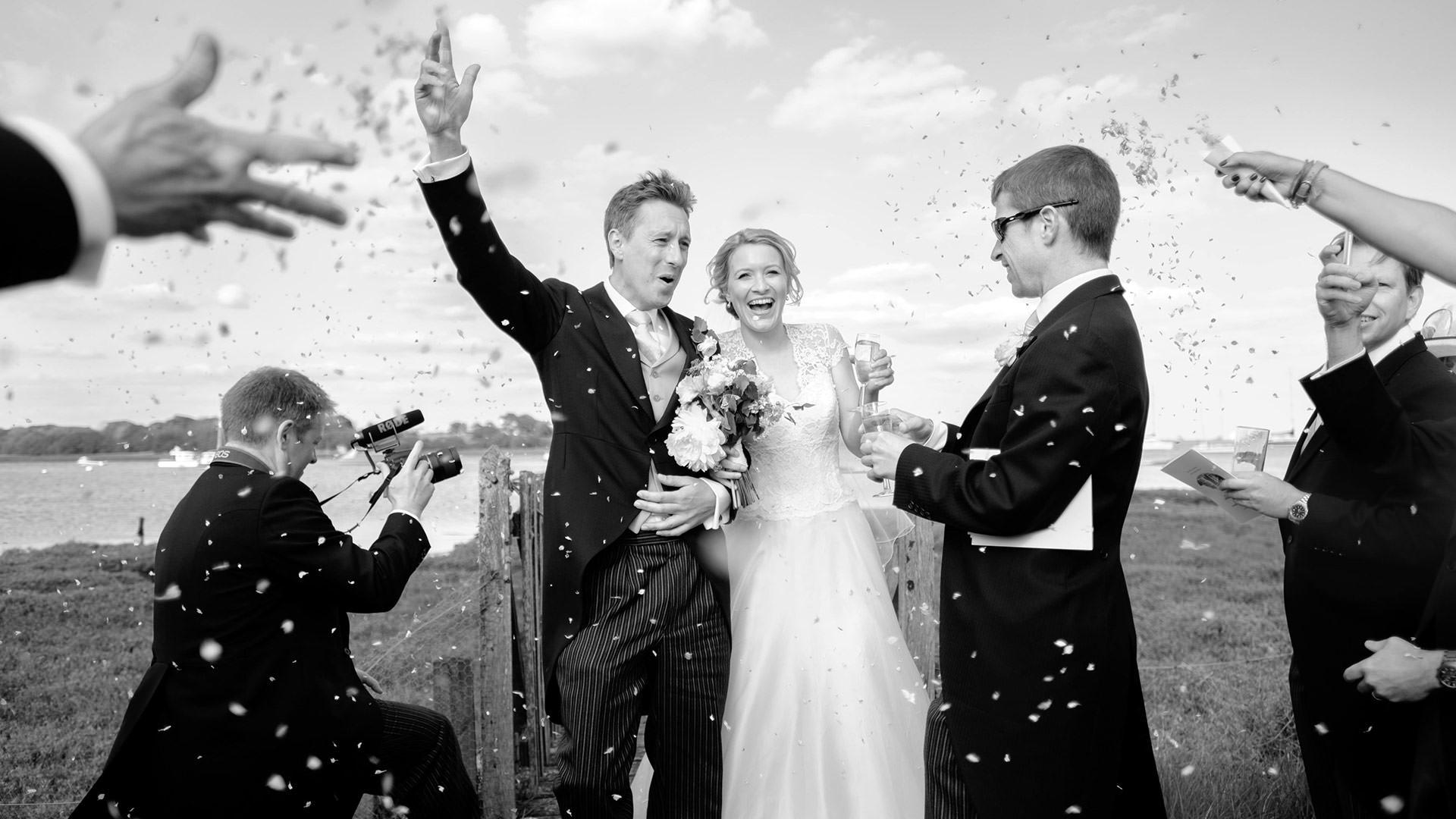Wedding Photographers Hampshire