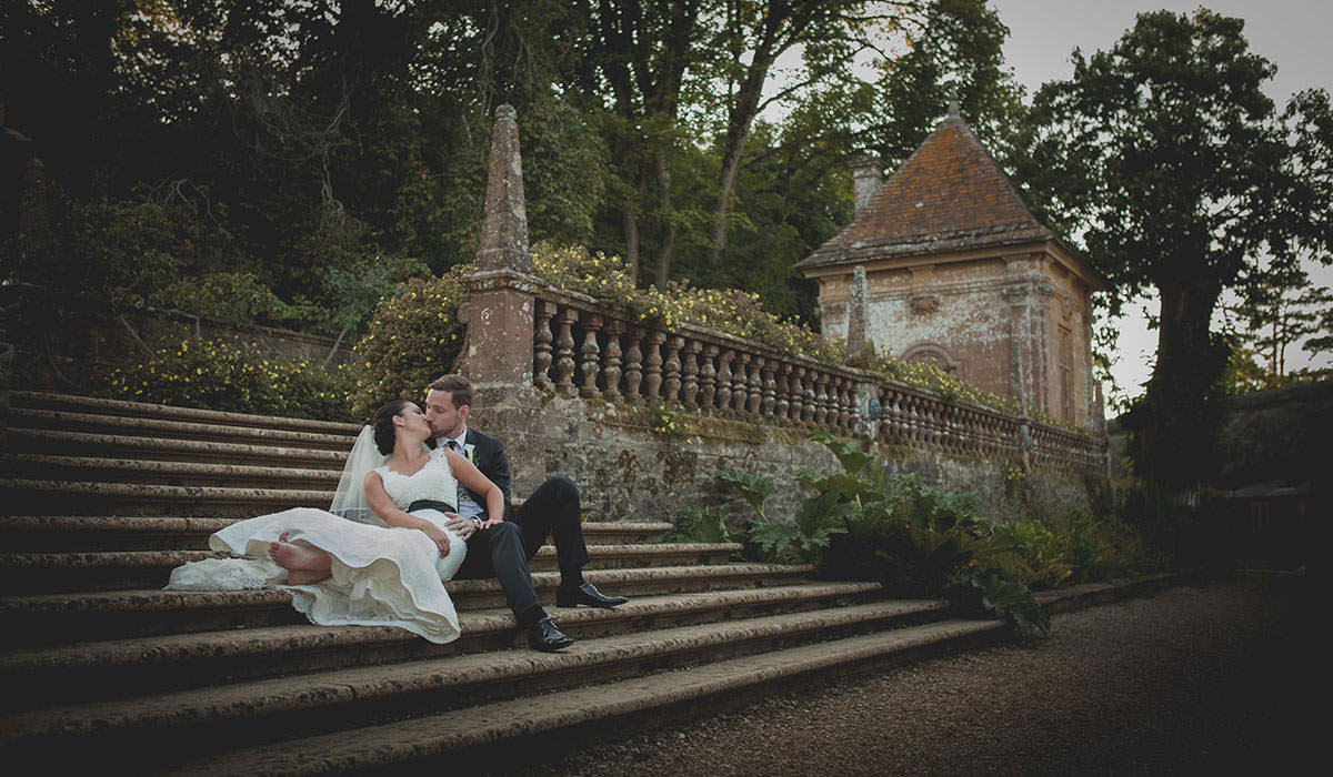 Athelhampton Wedding