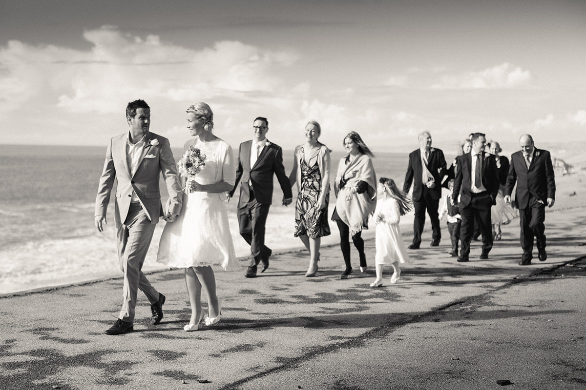 Dorset Seaside Wedding