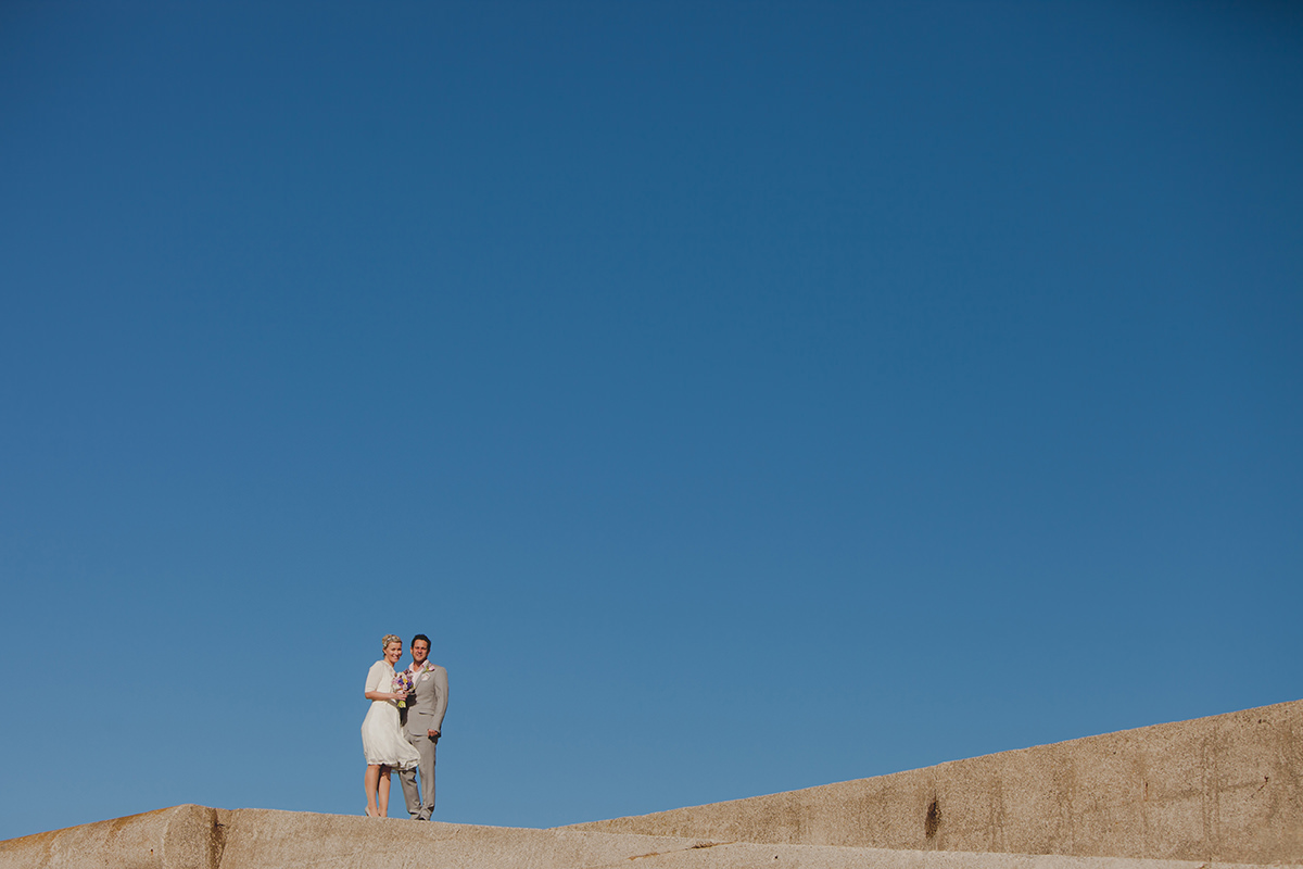 Dorset Seaside Wedding