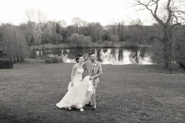 Kingston Maurward Wedding