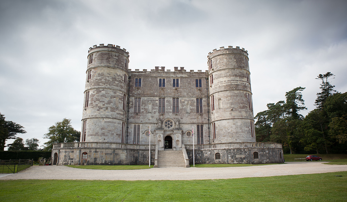 Lulworth Castle Weddings