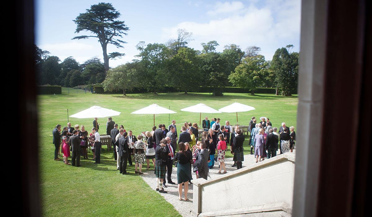 Lulworth Castle Wedding Photographer