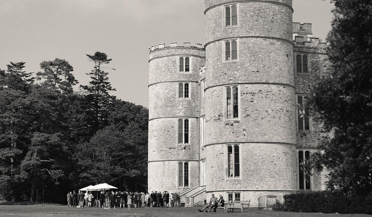 Lulworth Castle Weddings