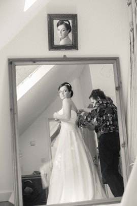 Room of Mirrors - Bridal prep