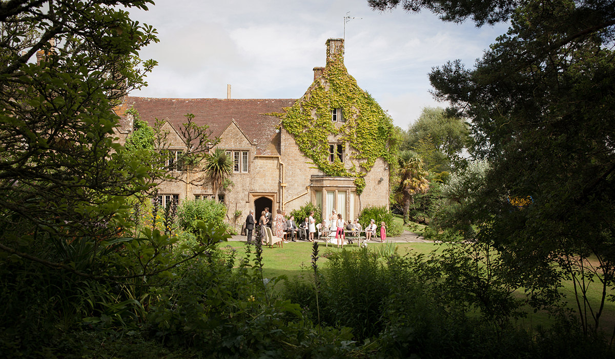 Symondsbury Manor Wedding