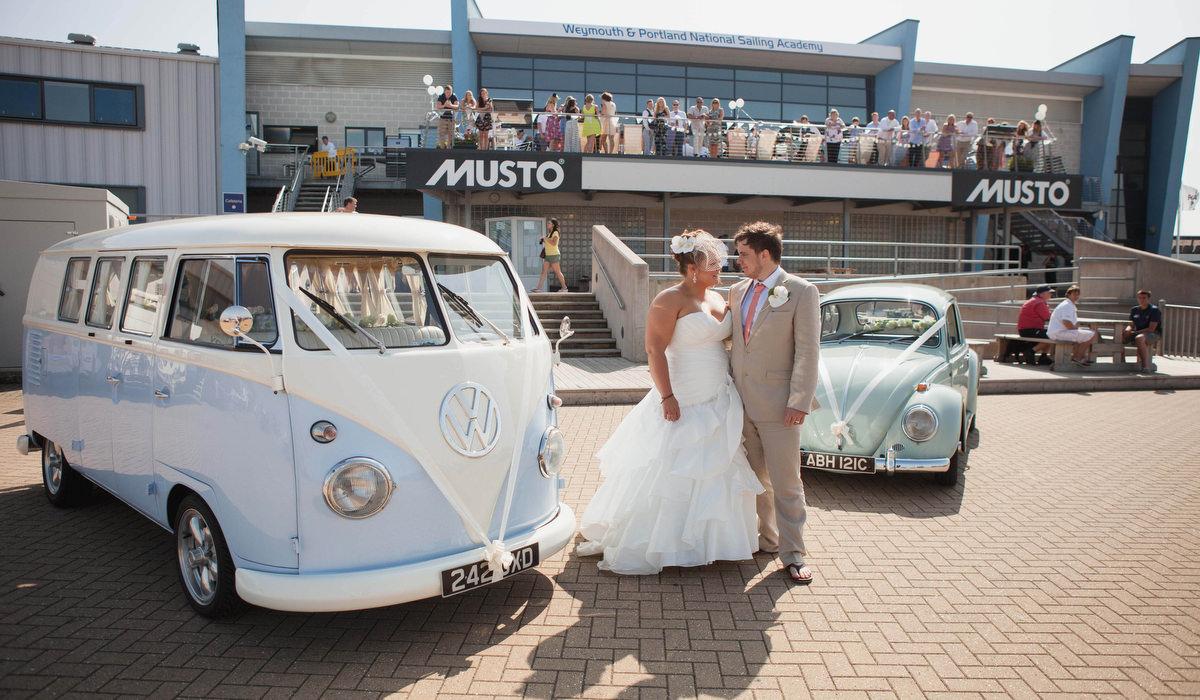 Weymouth & Portland Sailing Academy Weddings