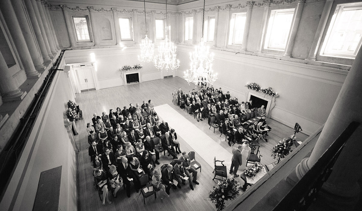 Assembly Rooms Weddings