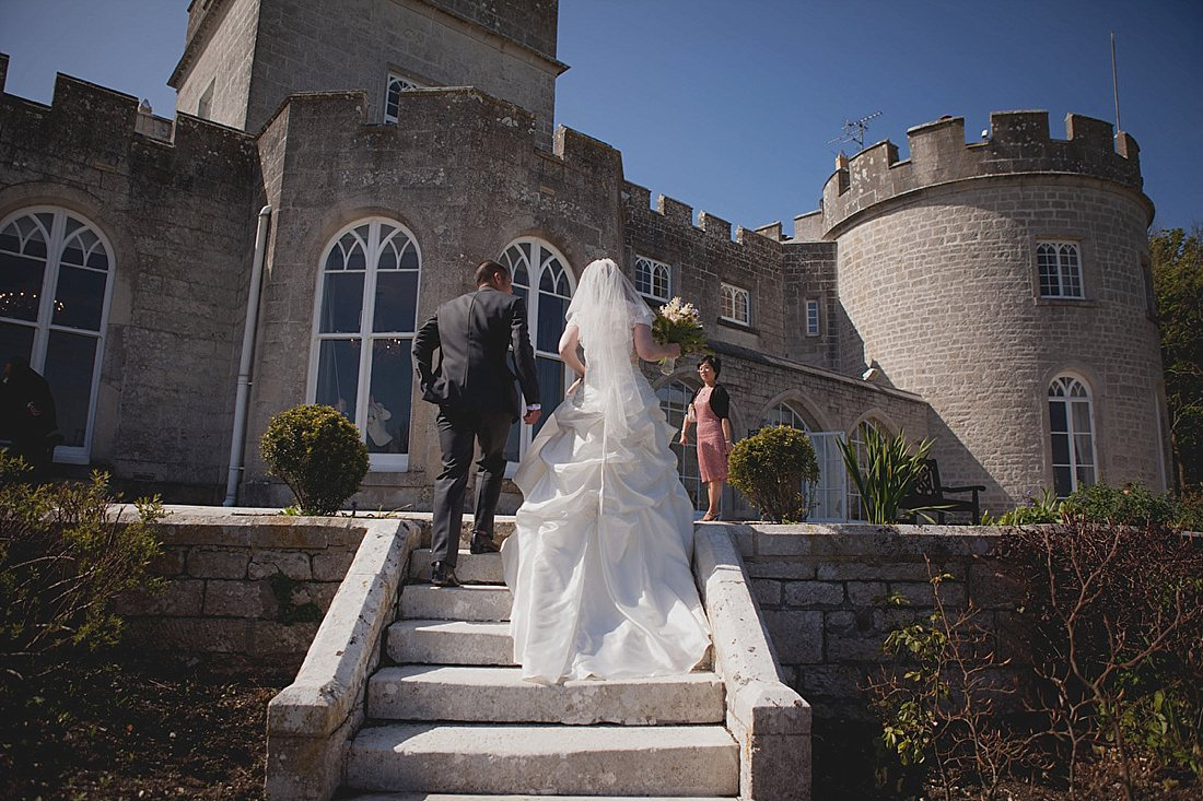Penn Castle Wedding