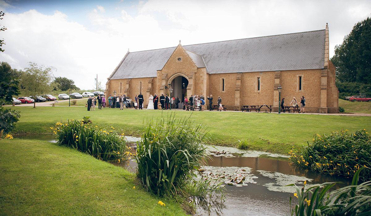 Haselbury Mill Wedding Photographer