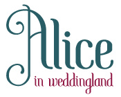 Alice in Weddingland