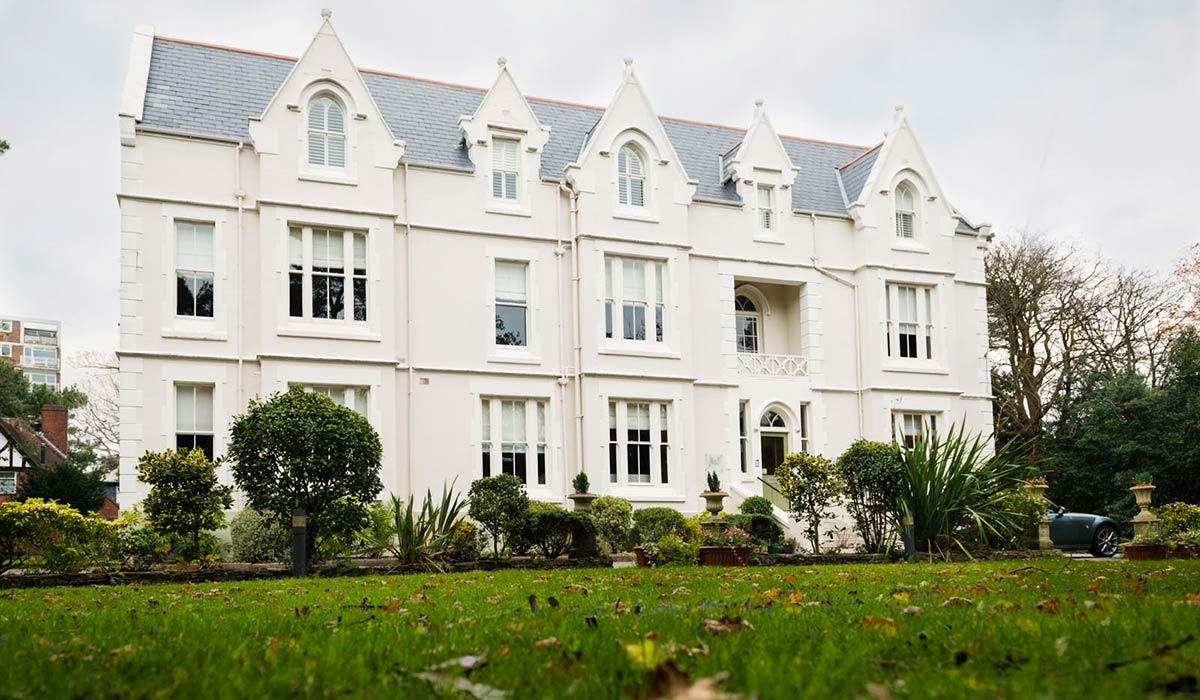 Green House Hotel Wedding Photographer Dorset Wedding Venues