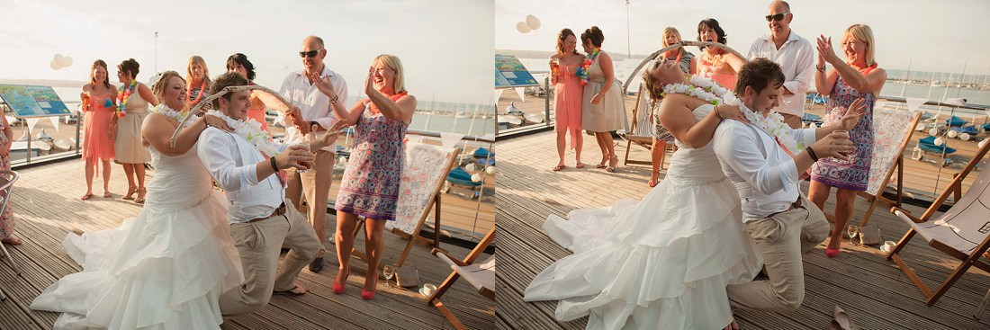 Weymouth & Portland National Sailing Academy Weddings