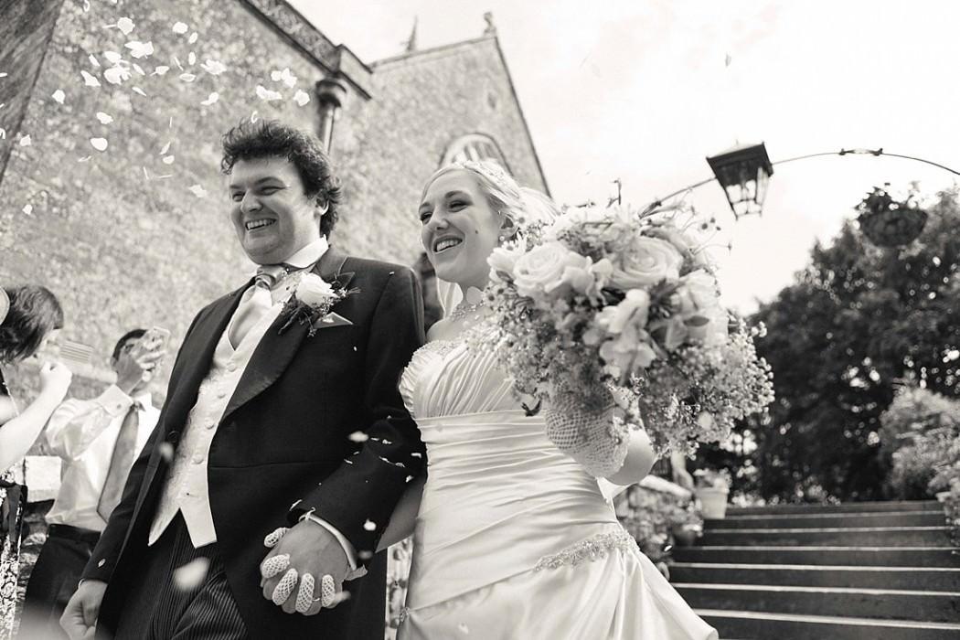 St Nicholas Church Moreton Wedding