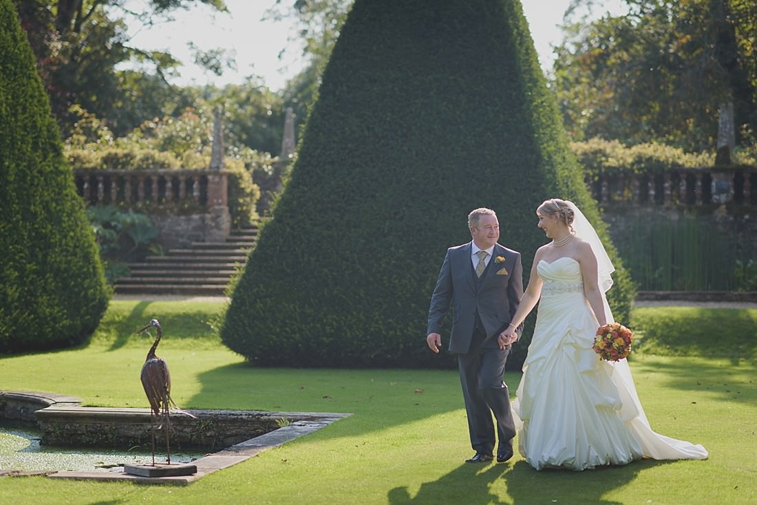 Athelhampton House Wedding