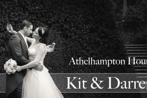 Athelhampton House Wedding Photofilm of Kit & Darren