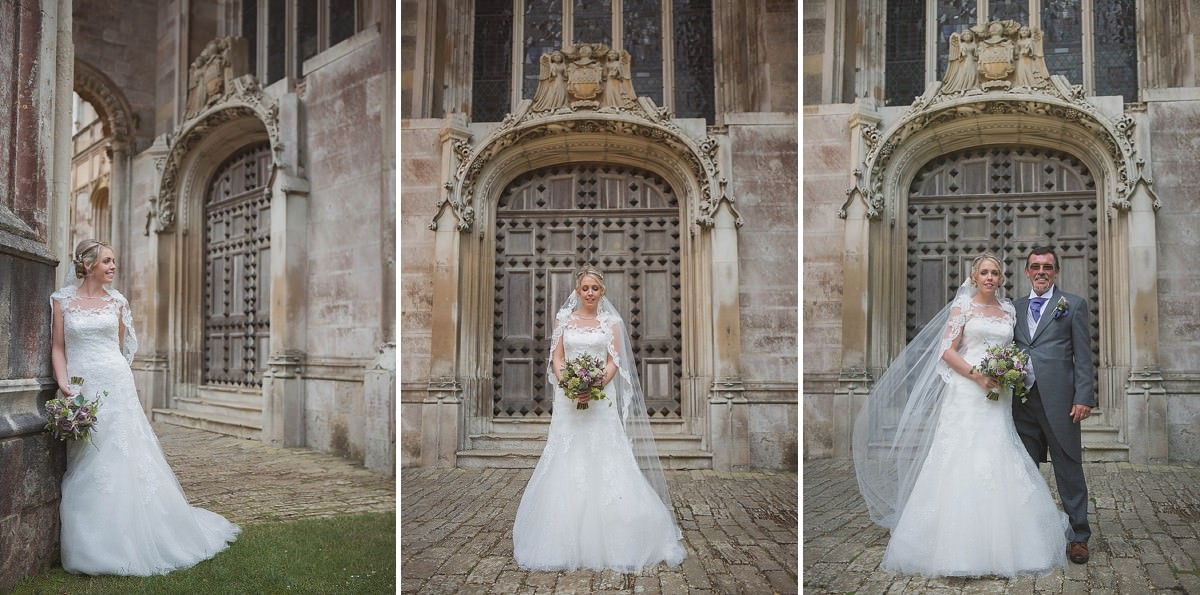 Wedding Photographers at Highcliffe Castle