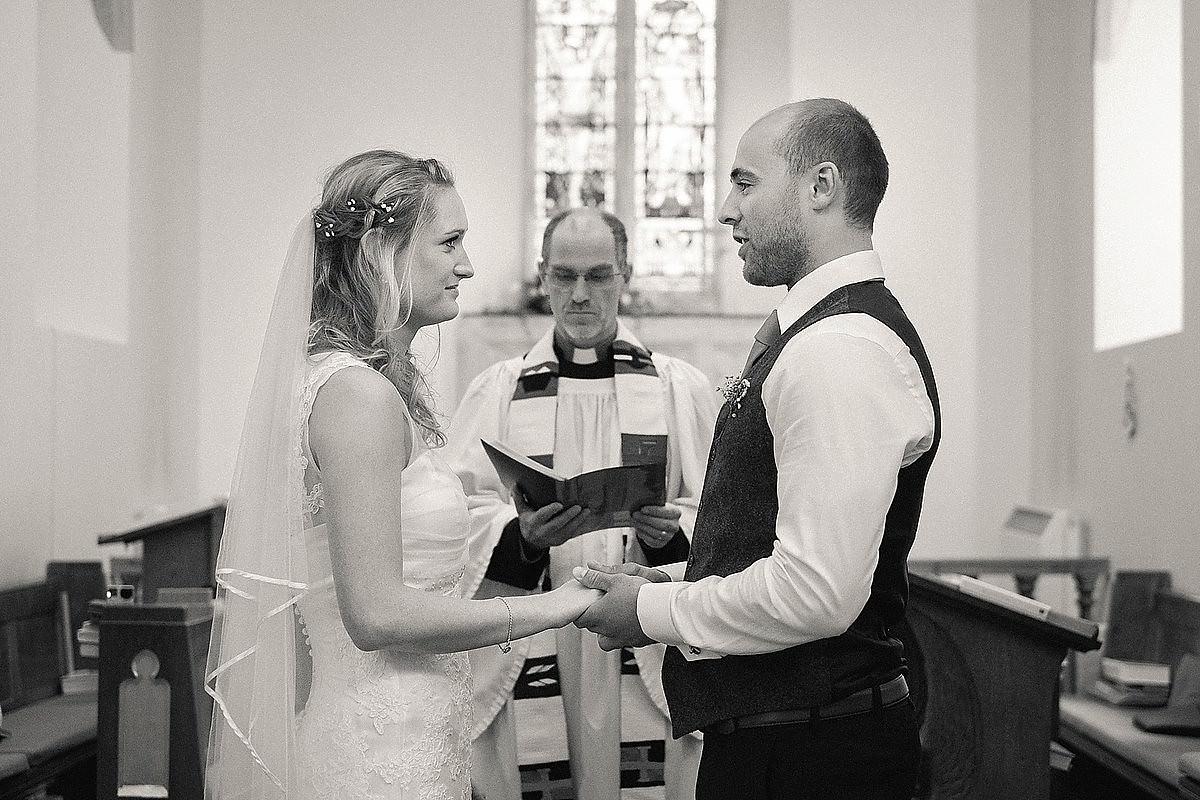 St Ann's Radipole Wedding