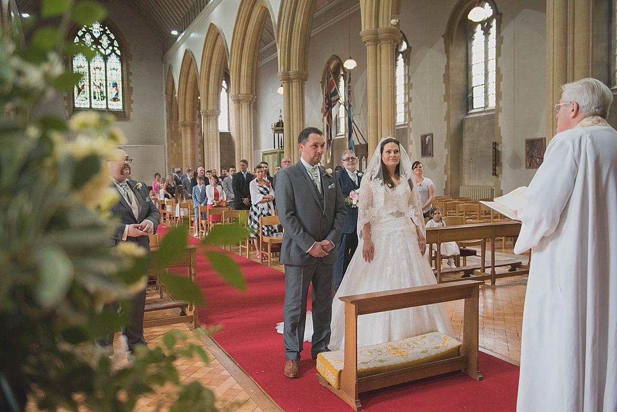 Deans Court Wedding