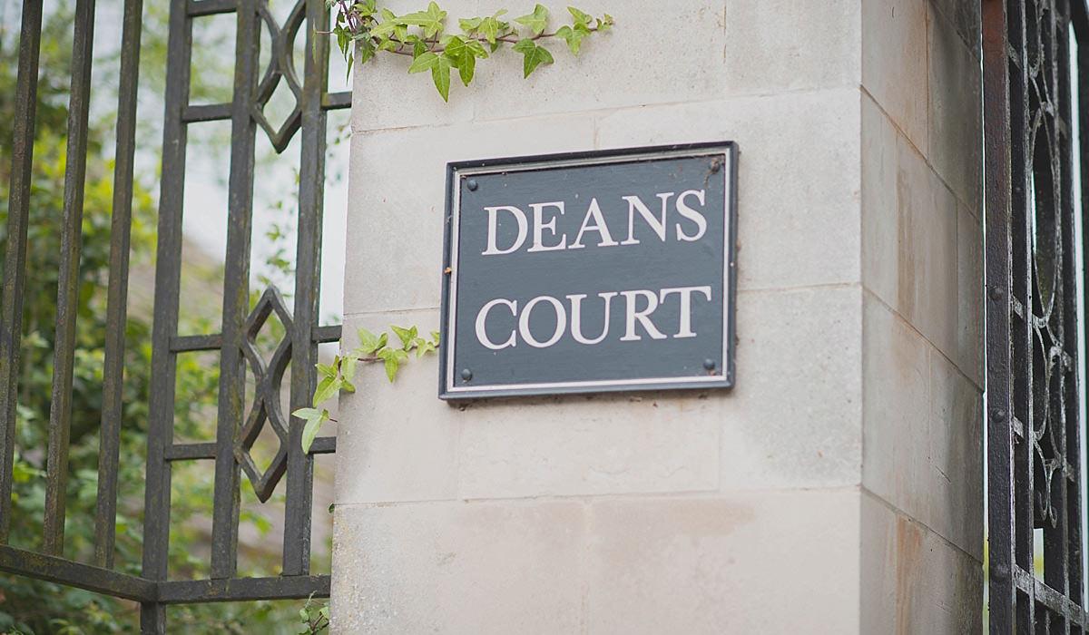 Deans Court Weddings
