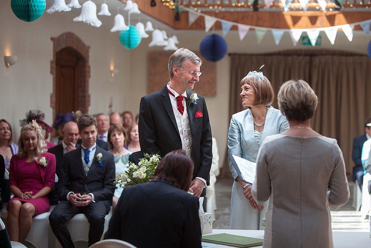 Victorian Barn Blandford Wedding