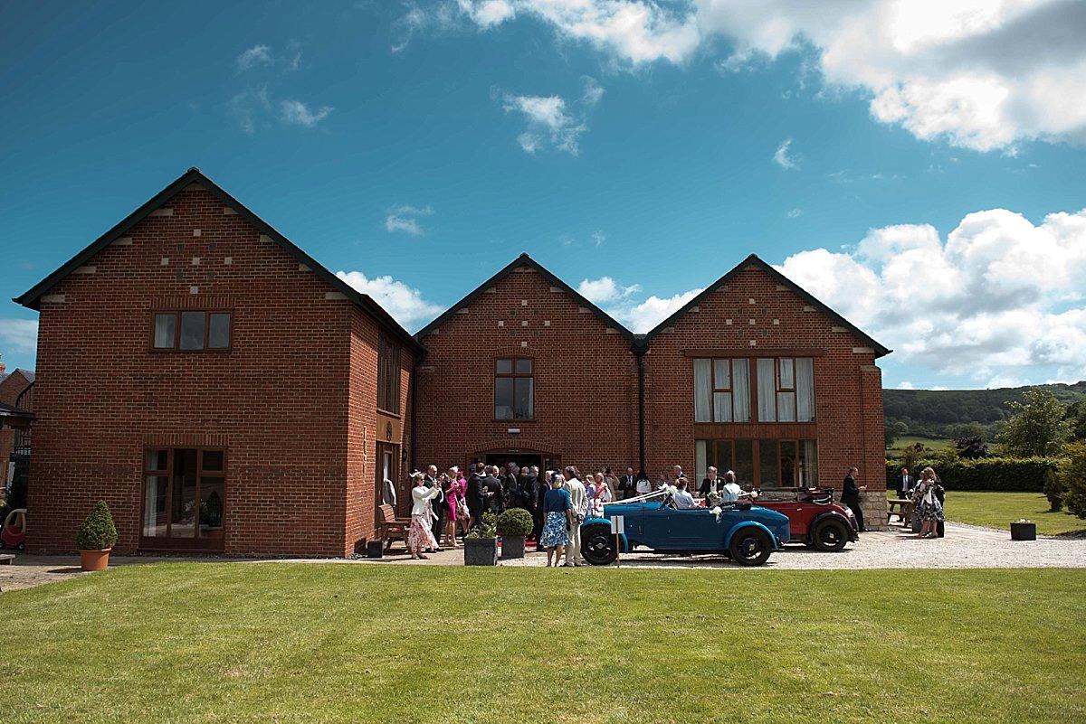 Victorian Barn Blandford Weddings