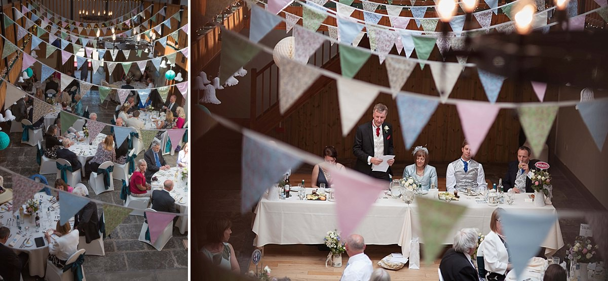 Victorian Barn Blandford Wedding