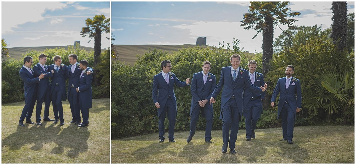 Abbey House Abbotsbury Wedding