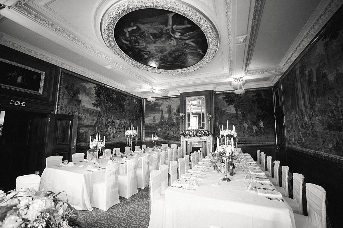 Minterne House Wedding