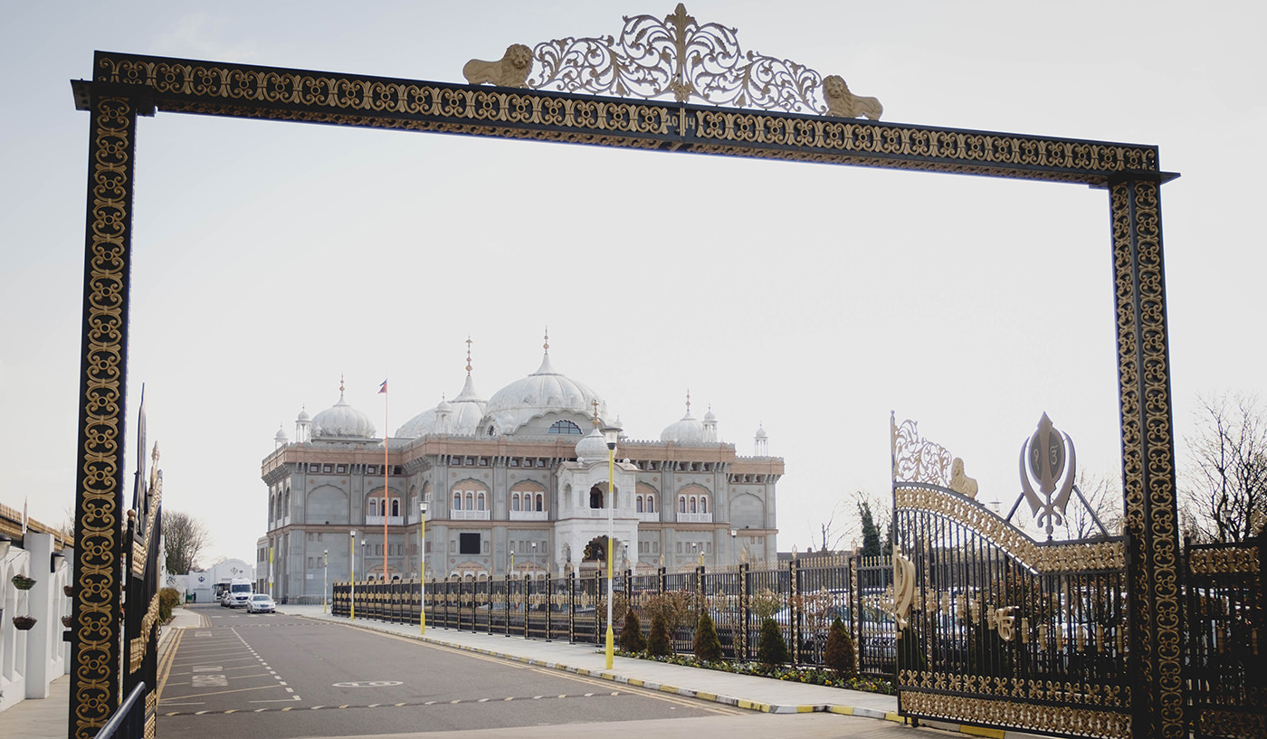 Gravesend Gurdwara weddings