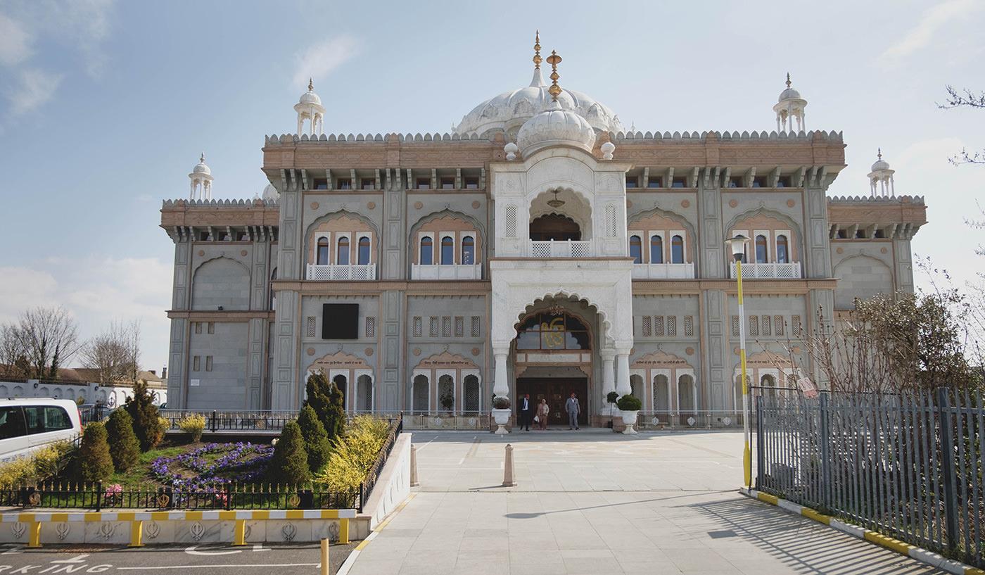 Gravesend Gurdwara Wedding Photographer   Sikh Wedding ...