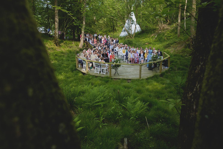 Partyfields wedding