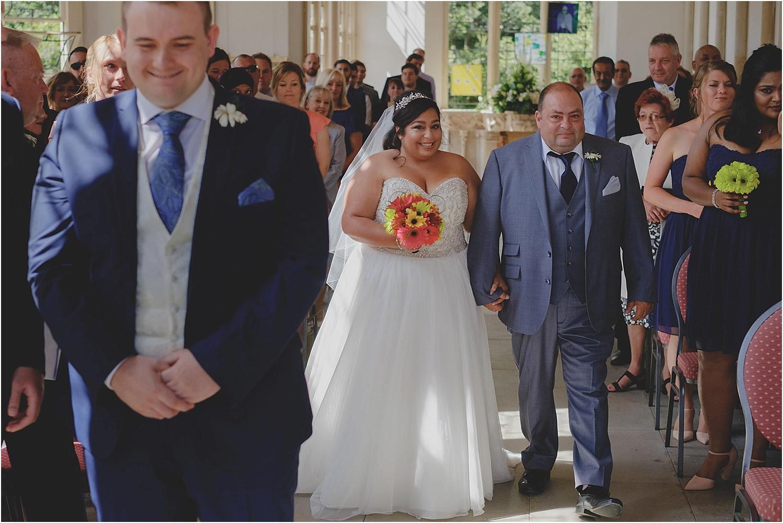 Lord Bute Hotel Wedding
