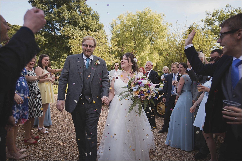 Pythouse Park Wedding