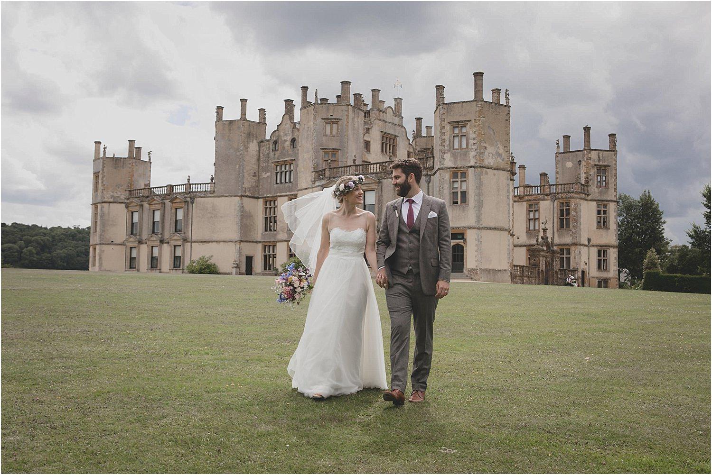 Sherborne Castle Wedding