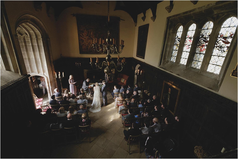 Autumn Wedding at Athelhampton House