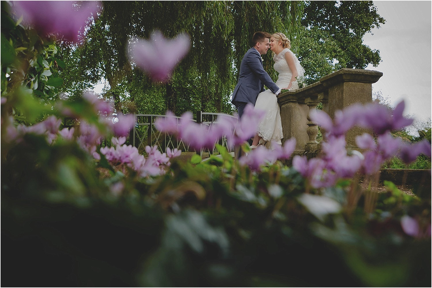 Autumn Wedding at Athelhampton House