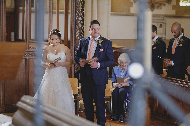 Marlow Church Wedding