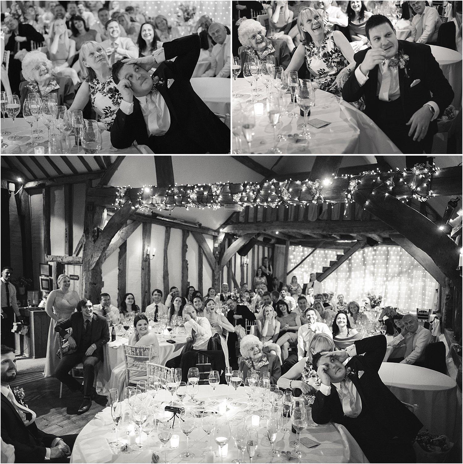 Old Luxters Barn Wedding Venue Henley On Thames: Old Luxters Barn Wedding Photographer