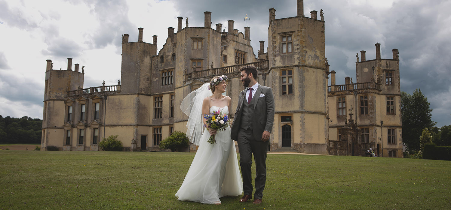 Sherborne Castle Wedding Photographer