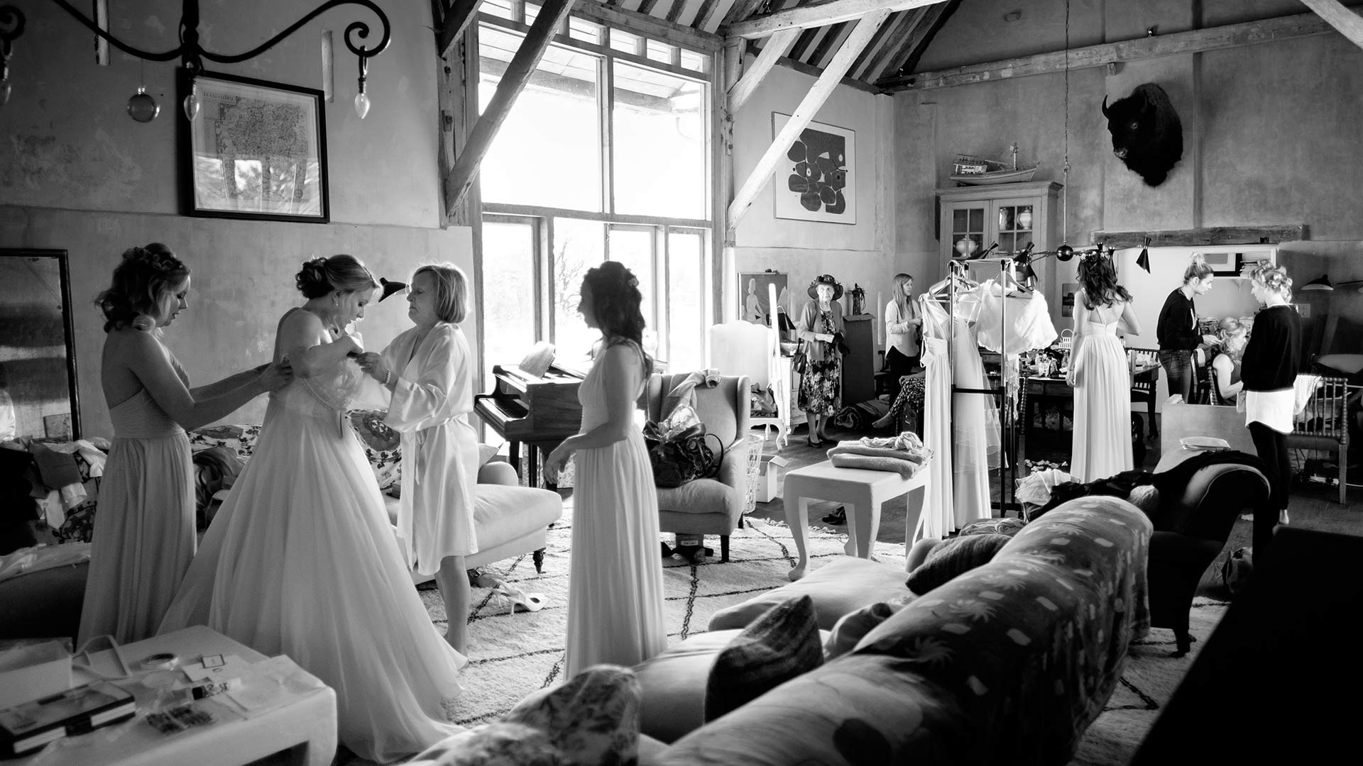 Gins Barn Wedding Photographer
